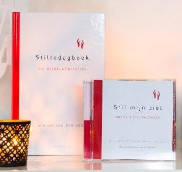 Stiltedagboek en cd verkrijgbaar + bonusmateriaal